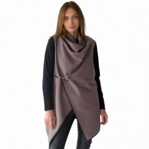 Abrigo Mujer Formal Casual Saco Gabardina Ligero Rack & Pack imagen secundaria