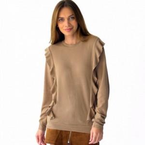 Comprar Sueter Dama Blusa Tejida Olanes Varios Diseños Rack & Pack