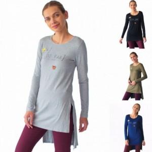 Comprar Blusa Dama Bluson Mujer Letras Y Aplicaciones Rack & Pack