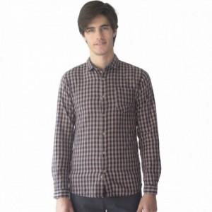 Camisa Casual Hombre Algodón Slim Fit Rack & Pack imagen secundaria