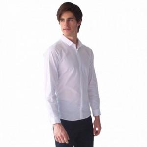Comprar Camisa Blanca Casual Hombre Básico Cuello Rack & Pack