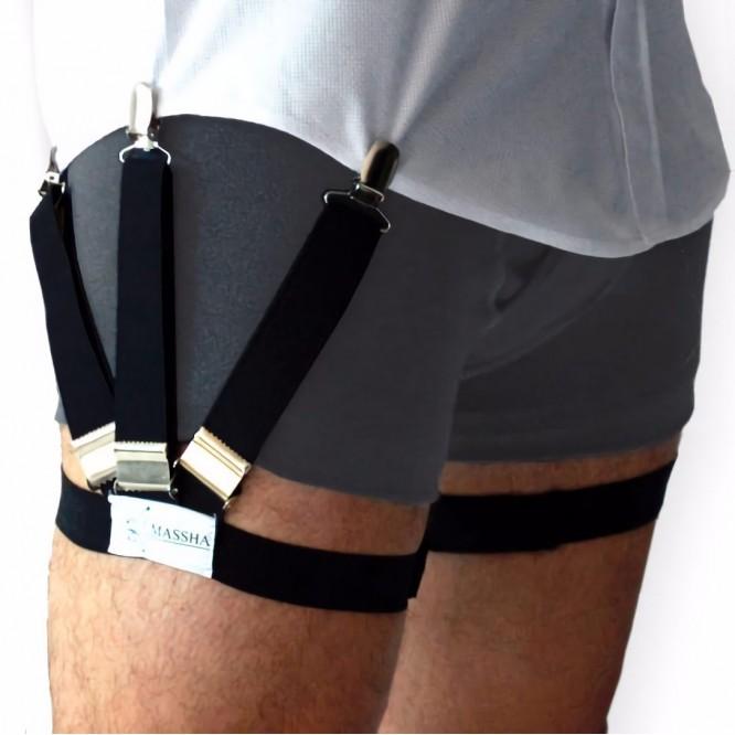 Ajustador Camisa Sujetadores  Unitalla Tirante Para Vestir