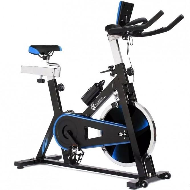 Bicicleta Spinning Centurfit 18kg Profesional Fija Uso Rudo