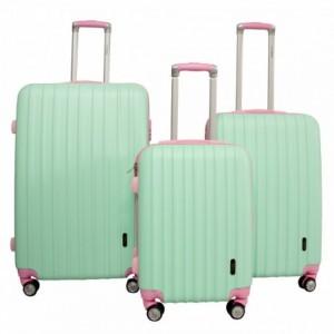 Comprar Set 3  Maletas Rigidas Viaje Resistente Kit Maleta Spinner