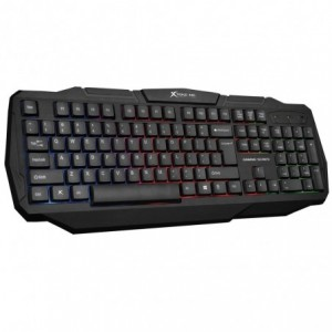 Comprar Teclado Gamer Membraba Iluminacion Xtrike Me Kb-302