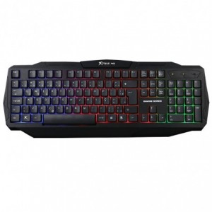 Kit Gamer Optico Mouse + Teclado Xtrike Me Mk-501kit imagen secundaria