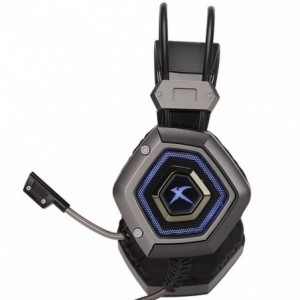 Audifonos Gamer Headset 50hz Microfono Xtrike Me Gh-90 Cpu imagen secundaria