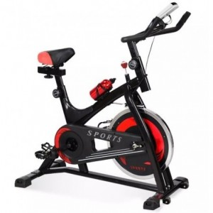 Comprar Bicicleta Fija 6kgs Centurfit Fitness Gym Estatica Spinning