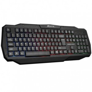 Kit Teclado Membrana Gamer Mouse Optico Pc Xtrike Me imagen secundaria