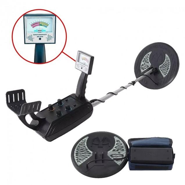 Detector Metales Profesional 3.5m Md5008 Profundidad Tesoros