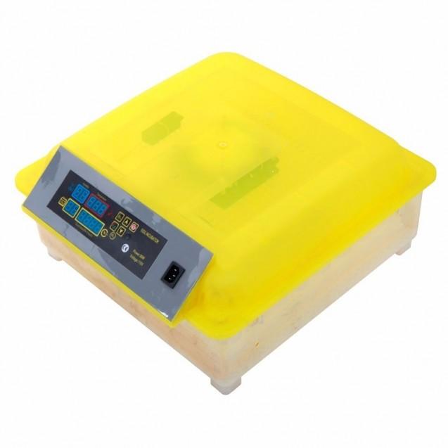 Incubadora Automatico Huevos 56 Volteador Pollo Eclosión