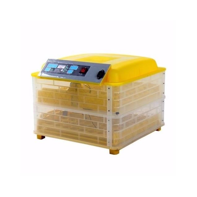 Incubadora Automatica Huevos 96 Pollo Incubar Eclosionar