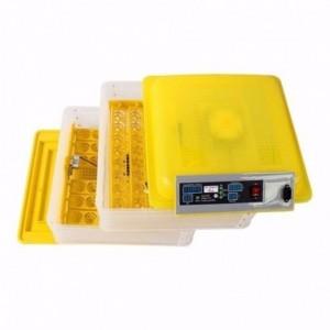 Incubadora Automatica Huevos 96 Pollo Incubar Eclosionar imagen secundaria