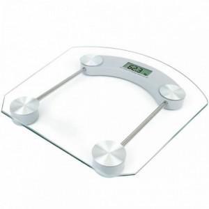 Comprar Bascula Digital Cristal Templado Vidrio Personal 180kg Baño