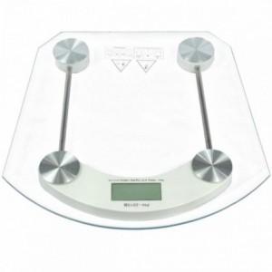 Bascula Digital Cristal Templado Vidrio Personal 180kg Baño imagen secundaria