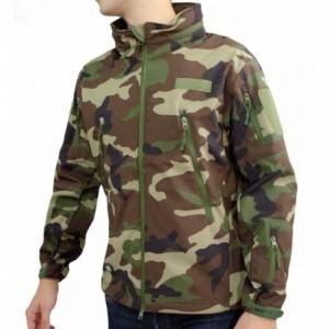 Comprar Chamarra Táctica Militar Camuflaje Hombre