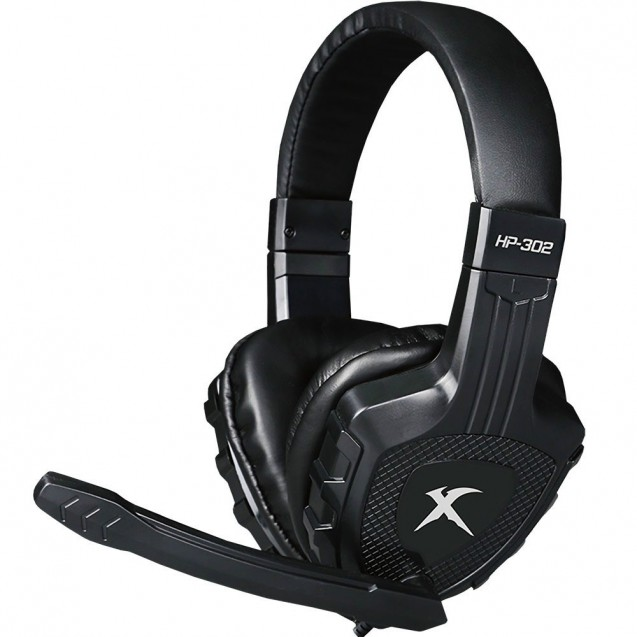 Audifonos Gamer Headset 20hz Xtrike Me Microfono Hp-302