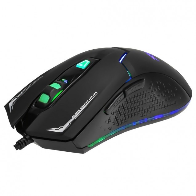 Mouse Gamer Retroiluminado Xtrike Me 6 Botones Usb Gm-402