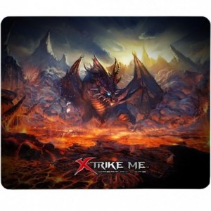 Comprar Mousepad Gamer Xtrike Me Dragon Antideslizante Mp-002