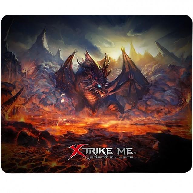 Mousepad Gamer Xtrike Me Dragon Antideslizante Mp-002