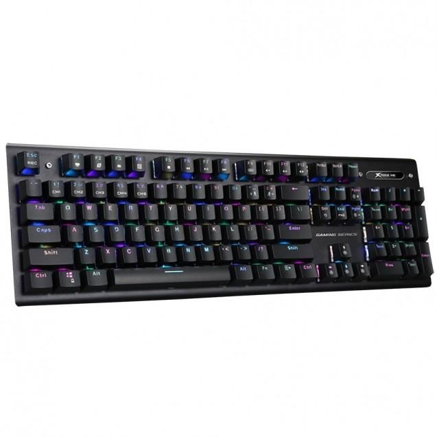 Teclado Gamer Mecánico Xtrike Me Pc Retroiluminado Gk-905