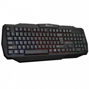 Kit Gamer Pc Teclado+ Mouse Optico + Pad+ Headset Xtrike Me imagen secundaria