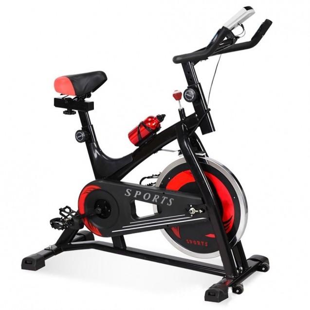 Bicicleta Spinning Fija Centurfit 6kg Casa Fitness Cardio