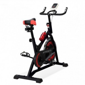 Bicicleta Spinning Fija Centurfit 6kg Casa Fitness Cardio imagen secundaria