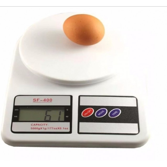Bascula  10kg digital Cocina Gramera Lcd Oz Precision
