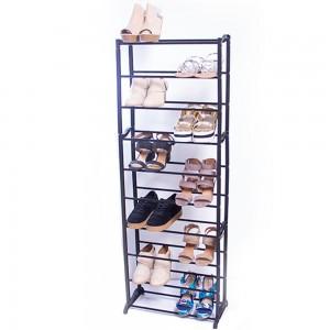 Comprar Zapatera 10 Niveles / 30 Pares Shoe Tower Zapatos Casa