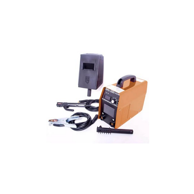 Maquina Soldadora Inversora + Careta Cables  110v 30a