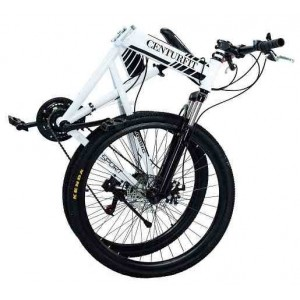 Bicicleta Plegable Montaña R26 21 Vl Centurfit Freno Disco imagen secundaria