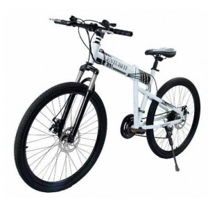 Comprar Bicicleta Plegable Montaña R26 21 Vl Centurfit Freno Disco