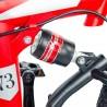 Bicicleta Montaña Roja Rodada 26 - 21 Velocidades Centurfit