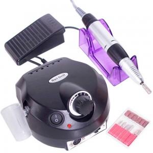 Comprar Pulidora Drill Esmeril Uñas Torno Profesional + Puntas