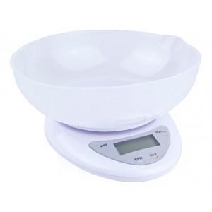 Comprar Báscula Digital Multiusos 5 KG Gramera con tazón
