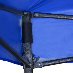 Carpa 6x3 Reforzado Impermeable Toldo Plegable Jardin 3x6 imagen secundaria