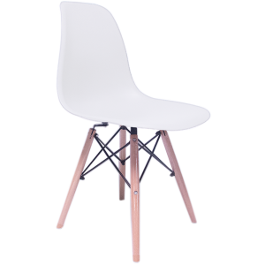Comprar Sillas Eames Minimalista Moderna Blanca