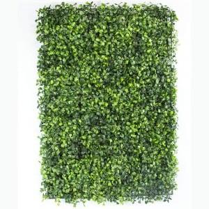 Comprar 25 Pzas Muro Verde Follaje Artificial Sintentico 60x40 Cm