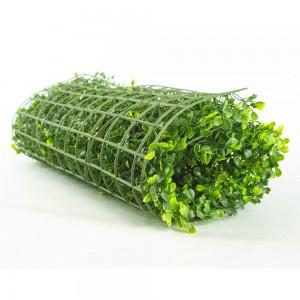 50 Pzas Muro Verde Follaje Artificial Sintentico 60x40 Cm imagen secundaria