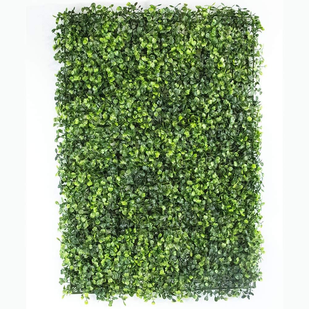 60 Pzas Muro Verde Follaje Artificial Sintentico 60x40 Cm