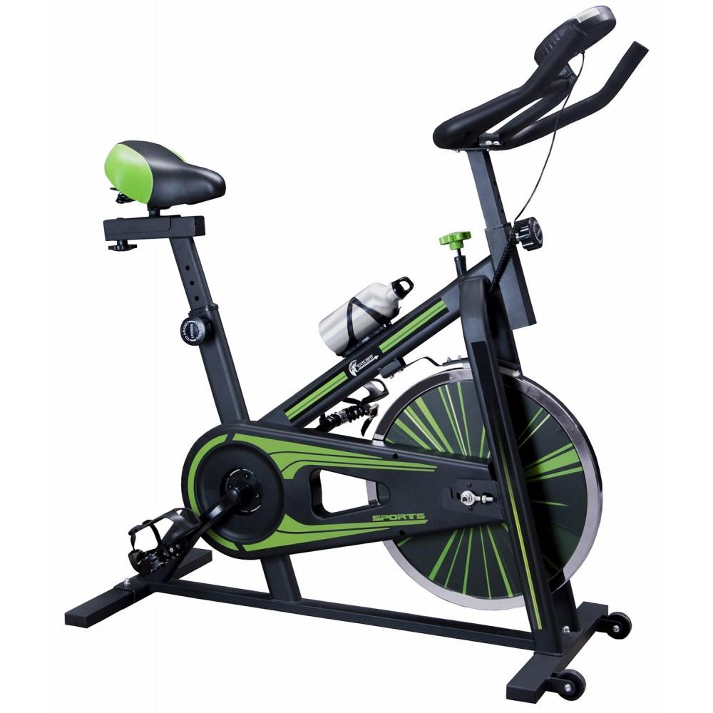 Bicicleta Spinning Fija Centurfit 10kg Casa Fitness Cardio
