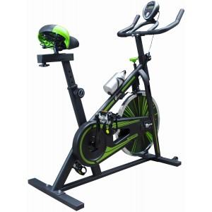 Bicicleta Spinning Fija Centurfit 10kg Casa Fitness Cardio imagen secundaria