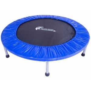 Comprar Mini Trampolin Brincolin Aerobico Fitness Gym 40plgs Rojo