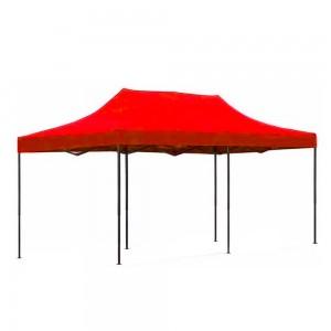 Comprar Carpa Toldo 2x3 Plegable Reforzado Rojo