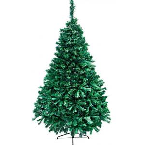 Comprar Arbol Navidad Artificial Frondoso 1.90 M Verde Pino Jardimex