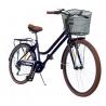 Bicicleta Vintage Retro Rodada 26 Frenos V brake Negro