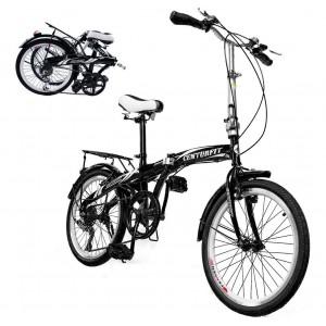Comprar Bicicleta Plegable Retro Vintage R20 Vbrake Centurfit Ciudad