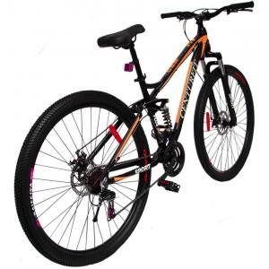 Bicicleta Aluminio R29 21 Velocidades Colores Shimano imagen secundaria