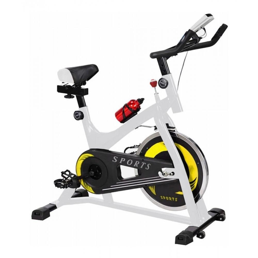 Bicicleta Spinning Fija 10kg Ejercicio Gym